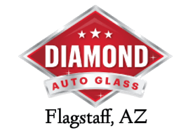 Diamond Auto Glass Flag